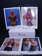 1989 Titansports WWF Photo's by steve Taylor Hart,The Bushwackers,Brutus, Hulk