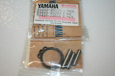 nos Yamaha snowmobile venture VT480 phazer pz480 stabilizer kit -pins and clips