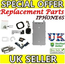 IPHONE 6S LCD SCREEN REPLACEMENT PARTS HOME BUTTON FRONT CAMERA FLEX EARPIECE