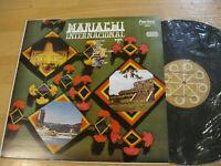 LP Mariachi Internacional Vol.5 Mexico Chapala International Vinyl Peerlees 1895