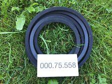 Keilriemen Gutbrod 1010 Mähwerk 3vor+1Rückgang in der Mitte wie 000.75.558