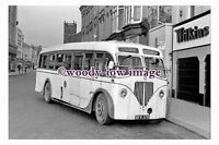 gw0475 - Blackpool Bus no 13 in 1963 - photograph 6x4
