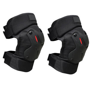 Motorcycle Knee Pads Motocross Knee Protector Guard MTB Ski Protective UK