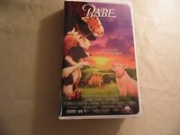 Babe (Used VHS Tape) Free Domestic Shipping