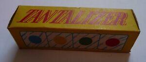 Vintage Boxed Fairylite Tantalizer Wooden Cube Puzzle