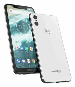 "Motorola Moto One XT1941-3 64GB 5.9"" 13MP Camera Dual SIM GSM 4G LTE  PAD30017US"
