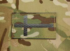 Infrared Multicam IR Denmark Flag Patch Danish Army Special Forces Jægerkorpset