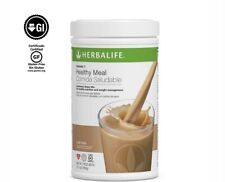 New Herbalife Formula 1Healthy Meal Nutritional Shake Mix Caffe Latte