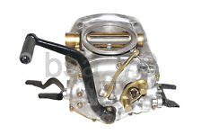 GEARBOX assembly (kick-starter, 4-speeds with reverse gear) URAL 650cc