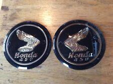 Honda cb450 tank badges