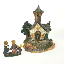 Boyd's Bearly-Built Villages The Chapel In The Woods 19003