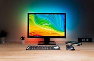 Insanelight PC Plug&Play Ambient Licht für Filme - Serien - Spiele