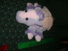 "Hand/Glove Puppet ~ Purple PEGASUS ~ Plush ~ CALTOY ~ Approximately 12"" ~ NEW ~"