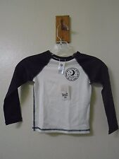 NWT-BILLABONG GIRLS SOL SEARCHER LONGSLEEVE RASHGUARD- RETAIL TAG $34.95 SIZE 4