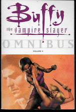 Buffy the Vampire Slayer Omnibus Vol 4 by Christopher Golden & others TPB DH