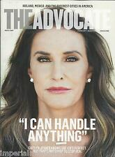 The Advocate gay magazine Caitlyn Jenner Queerest cities in America Ireland