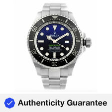 Rolex Deepsea Sea-dweller James Cameron Acero Reloj de Hombre con dial negro azul 116660