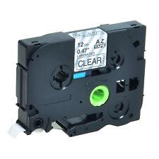 Beschriftband für Brother P-touch TZe-131 Clear TZ131 12mm PT-1100SBVP 1120 1130