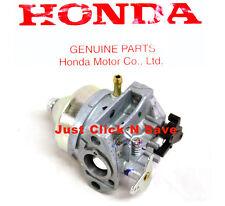 16100-Z0Y-813 GENUINE HONDA GCV 190 GCV190 Engines CARBURETOR ASSEMBLY BB 65BC