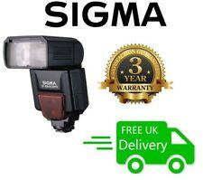 Sigma EF-500 DG ST NA i-TTL Shoe Mount Flash for Nikon AF with i-TTL F159306 UK