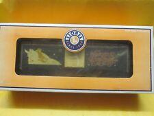 LIONEL 2001 CHRISTMAS BOX CAR ( NEW ) 6- 19998