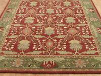 Persian William Morris 2.5x9 3x5 5X8 8X10 9X12 ART and Craft wool area rugs FL8