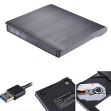 External Drive USB 3.0 Burner CD±RW DVD Reader ROM CD Writer For Mac Win7/8/10