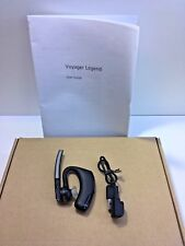 Plantronics Voyager Legend  Bluetooth Headset System w/ Voice Command Black