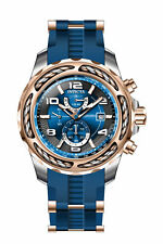 Invicta Men's 31239 Bolt Quartz Chronograph Blue Dial Watch