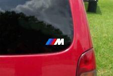 BMW M Motorsport Decal Sticker