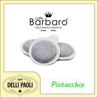 Caffè Barbaro aromatizzati box 100 cialde gusto pistacchio