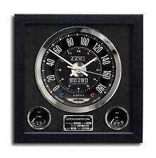 Aston Martin DB6 Speedo Face Wall Clock  Ideal Gift/Timepiece