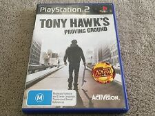 TONY HAWK'S PROVING GROUND - AUS PAL - SONY PS2 / Playstation 2 Game