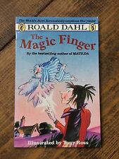 Young Puffin: The Magic Finger by Roald Dahl (1993, Paperback) Young Adult Book