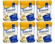 Abbott Glucerna SR Ensure Diabetic Care Sgar Free Vanilla Flavor 6 X 400gm