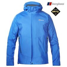 Berghaus Paclite Storm GoreTex GTX Walking Hiking Outdoor Jacket Blue L NEW £220