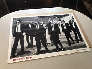 Vintage Reservoir Dogs Poster Made in Sweden