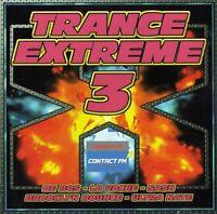Compilation CD Trance Extreme 3 - France (M/EX)