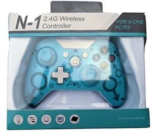 Wireless 2.4G Game Controller For Microsoft Xbox One PS3 PC Joystick Win7/8/10