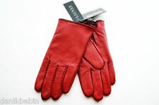 NWT RALPH LAUREN COLLECTION GREEN LABEL Ladies Leather Driving Gloves cOaT L/ XL