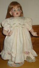 "1994 22"" Fayzah Spanos Artist Porcelain Ltd. Edition Arielle Doll Gorgeous!"
