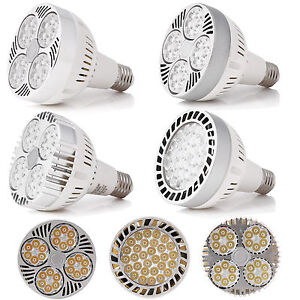 35W PAR30 E26 LED Spotlight Bulb Lamp OSRAM Chips Cool Neutral Warm White Bright