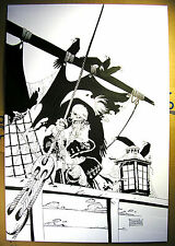 Eduardo RISSO  Ghost Pirates of the Caribbean - Original Art