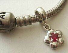 Lab-Created/Cultured Sterling Silver Ruby Fine Jewellery