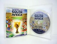 2010 FIFA WORLD CUP SOUTH AFRICA Playstation 3 PS3 Complete CIB VERY Fast Ship!