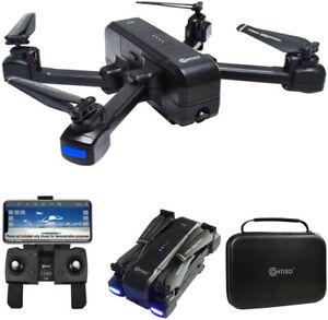 [NEW] Contixo F22 Best 2020 GPS Drone 4K UHD Camera Long Range Selfie Drone Case