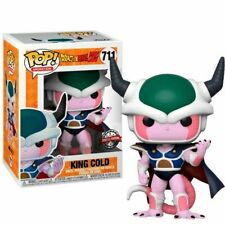 Funko Pop! Animation: Dragon Ball Z - King Cold (711) Figura Bobble Head