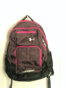 Under Armour Storm 1  Backpack Padded Laptop Heatgear Padded