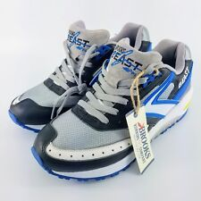 0c1c2e7d7d0 Brooks Heritage Beast 1 Running Shoes - Grey Blue Black - 1102241D053 - Sz