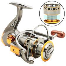 Lightweight Fishing Spinning Reel 6Bb 5.2:1 Metal Spool Wheel Dc3000/5000